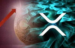Ripples-XRP - Transaktionsvolumen steigt